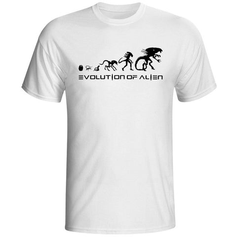 Evolution Of Alien Tee