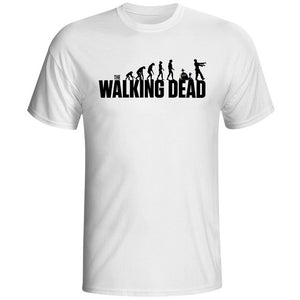 Evolution Of The Walking Dead Tee
