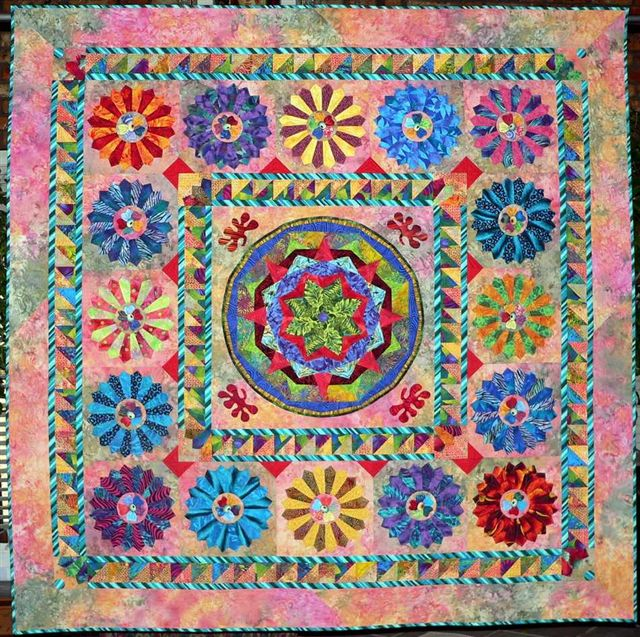 Just a Few of Fran Snay's Awesome Quilts