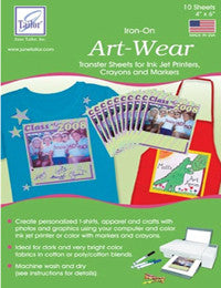 "June Tailor's Art-Wear 4"" x 6"" (10 sheets/pack)"