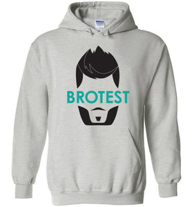 Ash Brotest Pull Over Hoodie