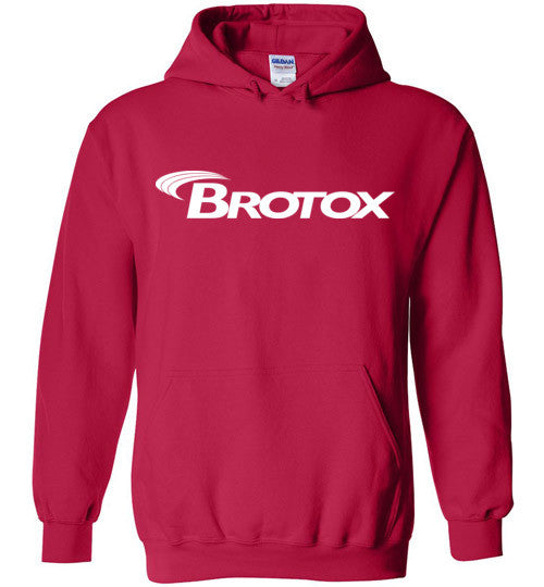 Cherry Red Brotox Pull Over Hoodie