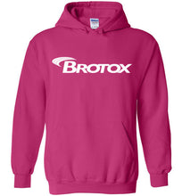Heliconia (Pink) Brotox Pull Over Hoodie