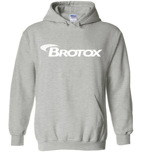 Sports Grey Brotox Pull Over Hoodie