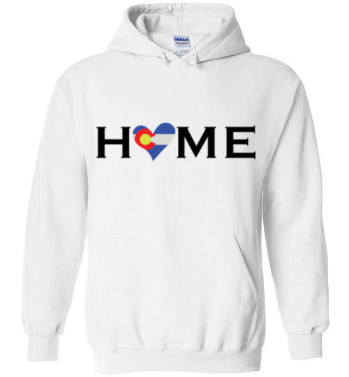 HOME Heart Colorado  - Blend Hoodie