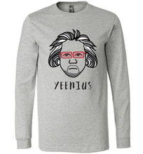 Athletic Heather Yeenius Long Sleeve Shirt