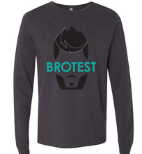 Dark Grey Brotest Long Sleeve Shirt