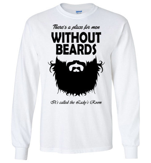 Without Beards Long Sleeve