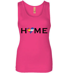 HOME Heart Colorado  - Jersey Tank