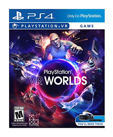 Playstation VR Worlds - PlayStation VR