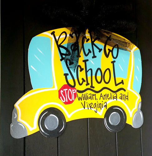 School Door Hanger, Classroom Door Decor, Classroom Sign, School Decor