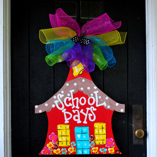 Door Hanger: Back to School, Door Decor, Classroom Decor
