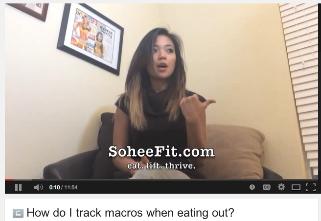 How to Track Macros When Eating Out