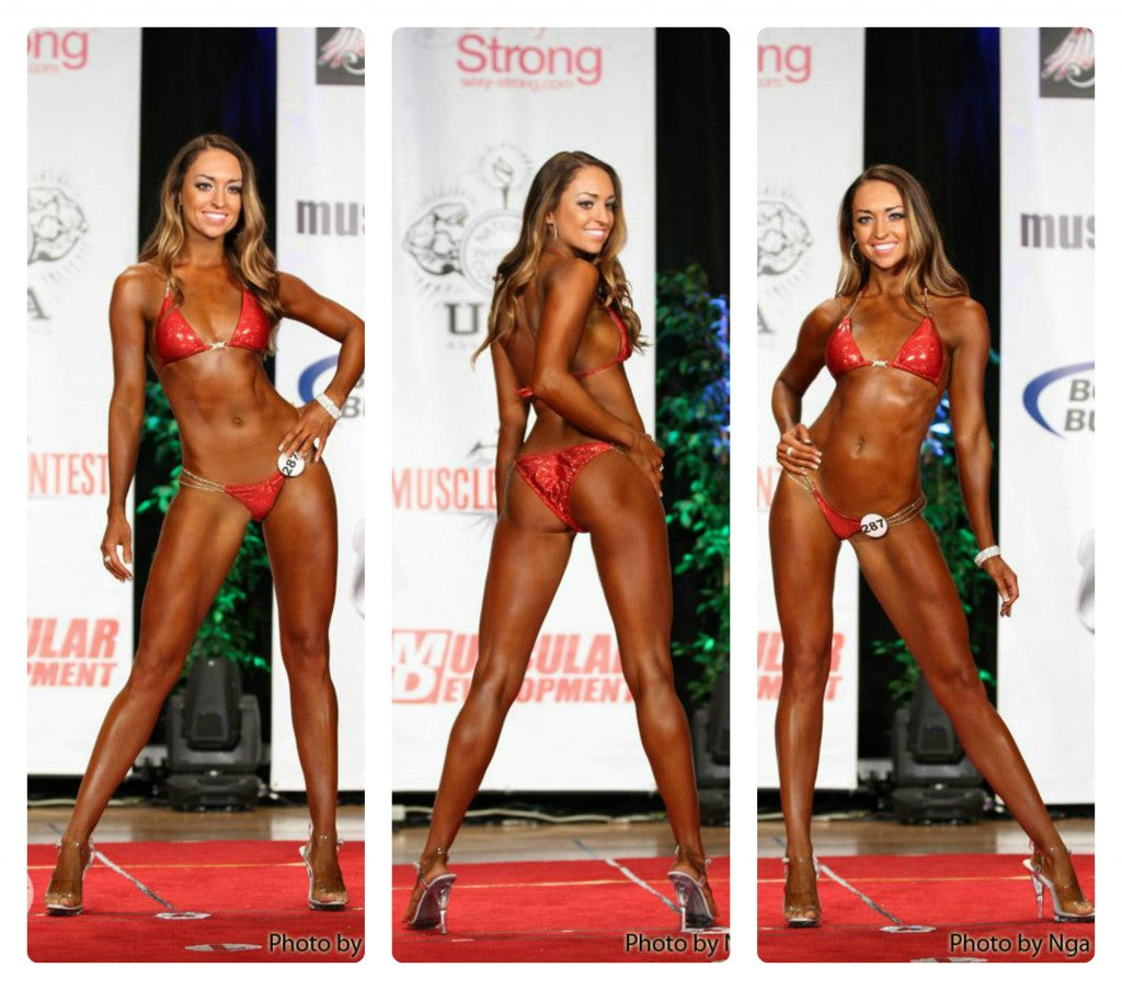 Then vs. Now: Learning Lessons from a Bikini Competitor