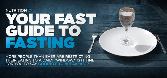 Your Fast Guide to Fasting