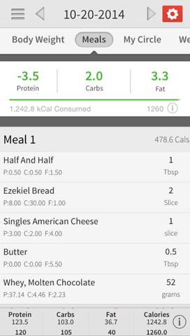 For details on my macros and what all I ate during my prep, check out MyMacros+ and find me: SoheeFit