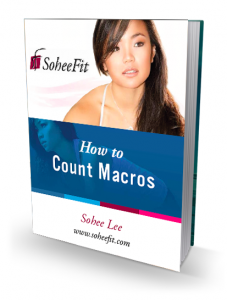 Not too late to grab your copy! Head to HowToCountMacros.com to snag this e-book!