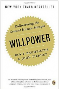 A must-read if you're interested in willpower/behavioral psychology.