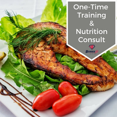 One-Time Custom Training & Nutrition Consult