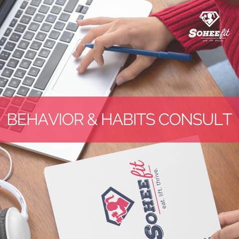 Behavior & Habits Consult