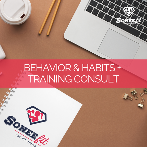 Behavior & Habits + Training Program