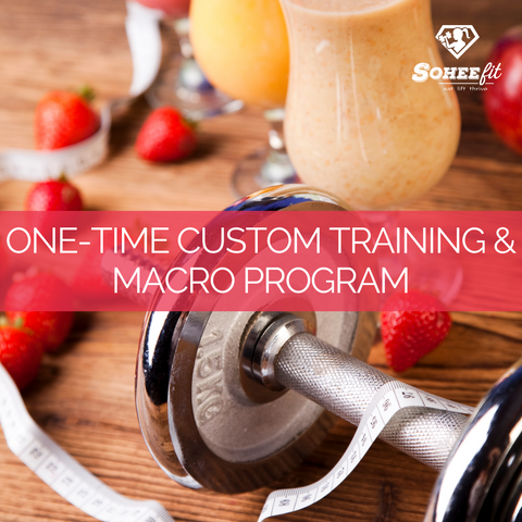One-time Custom Training & Macro Program