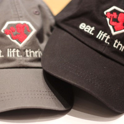 eat.lift.thrive Hat