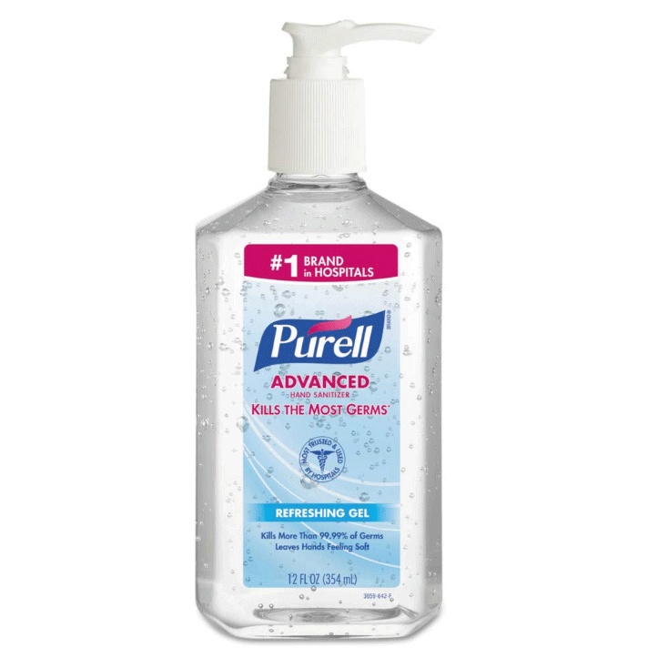 Purell® Advanced Instant Hand Sanitizer - 12 oz.