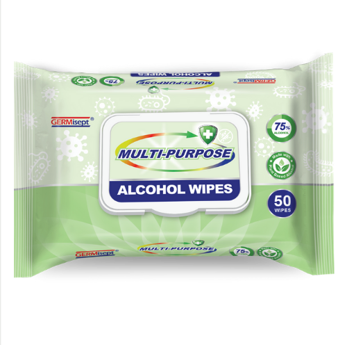 Multi-Purpose Alcohol Wipes