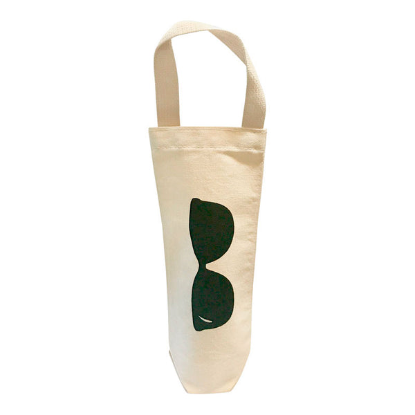 Wine Tote - Sunglasses Design