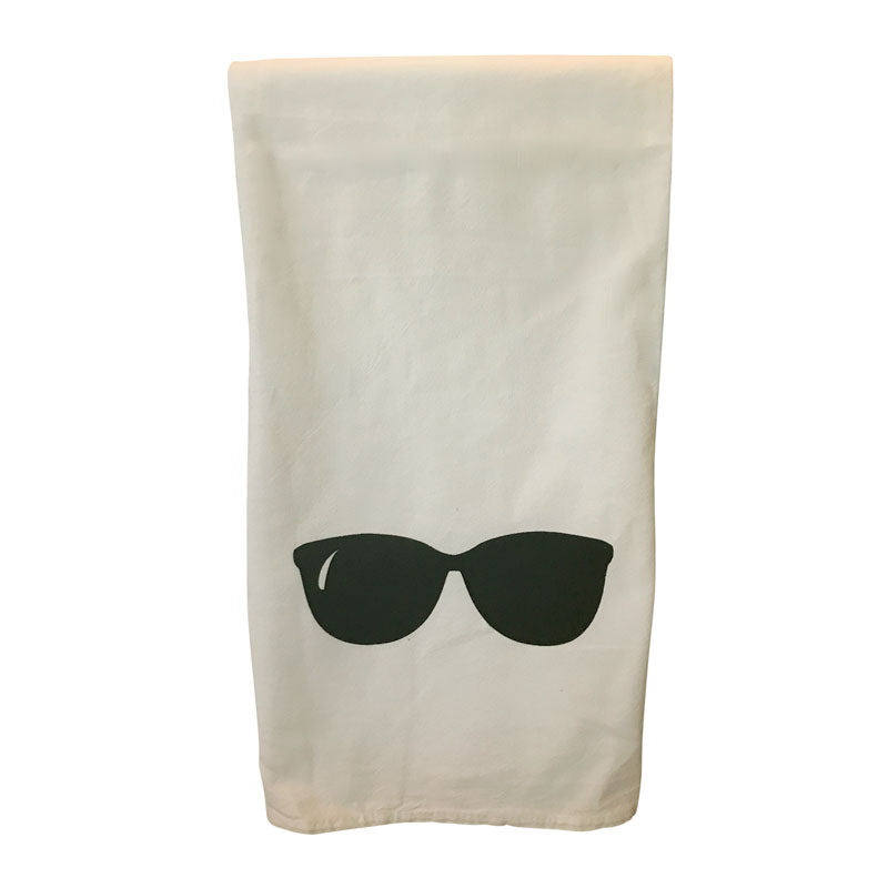 Tea Towel - Sunglasses Design