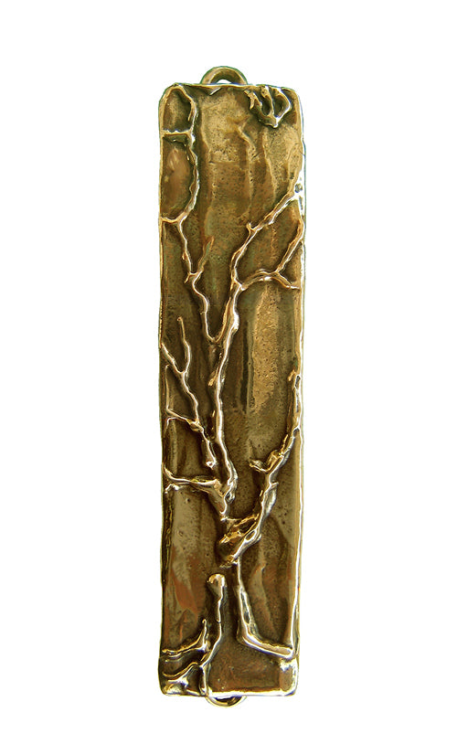 Mezuzah Tree of Life by Ruth Shapiro