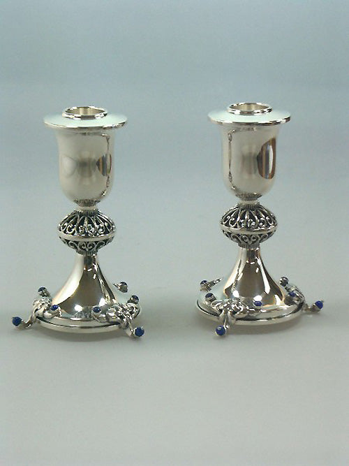 Candlesticks Sterling Silver 006S by Dabah