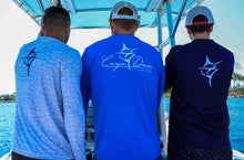 Men's Classic Performance Royal - Carpe Diem Fishing Apparel