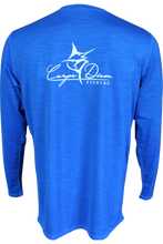 Men's Classic Performance Bright Royal - Carpe Diem Fishing Apparel