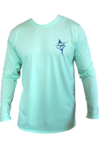 Men's Classic Performance Mint - Carpe Diem Fishing Apparel