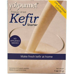Yo Gourmet Freeze-Dried Kefir Starter 30 Gram