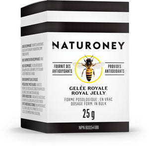 Royal gelly 100% pure - Gelée Royale 25g pure 100%