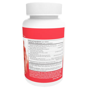 Wobenzym N Enzyme Support - Enzymes digestive 100 comprimés