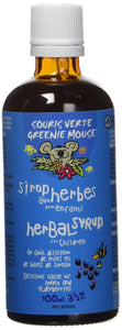 Souris Verte 600 Baby and Child Natural Herbal Cough Syrup, 100ml