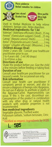Souris Verte 572 Baby Organic Natural Colic Calm Relief, 30ml