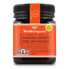Miel manuka 250g Wedderspoon Honey KFACTOR 16