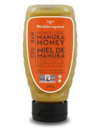 Miel manuka 340g Wedderspoon Honey