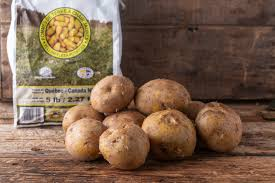 Patates biologiques 5lbs