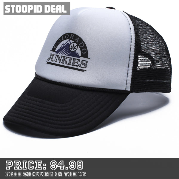 Colorado Junkies Hat - Stoopid Deals