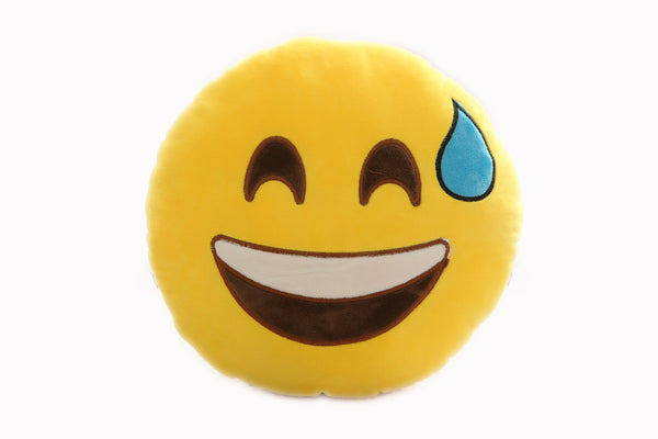 3 Random Emoji Pillows - Stoopid Deals