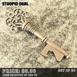 Rustic Key Bottle Opener - Stoopid Deals