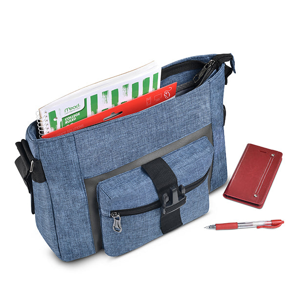 Charging Messenger Bag - Stoopid Deals