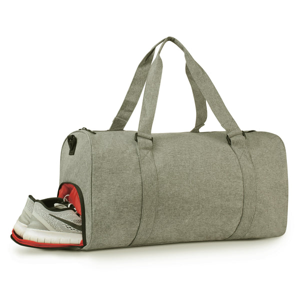Duffel Bag with Sneaker Holder - Stoopid Deals