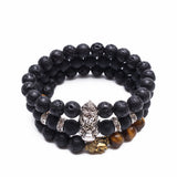Bundle of 3 Beaded Bracelets - Stoopid Deals